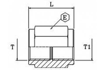 Adaptor BSP de înnădire
