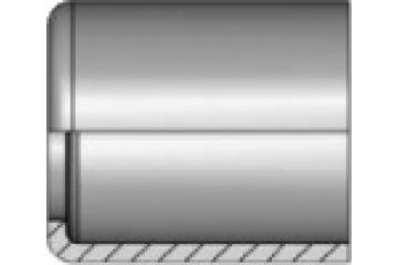 Bucsa lamelară aluminiu