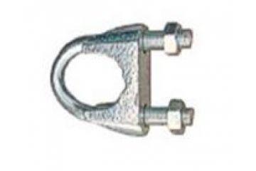Bridă cablu de otel DIN 741