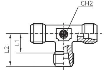 TN100 Adaptor T