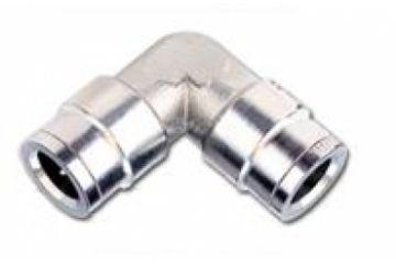 Armătură Push-In L metal