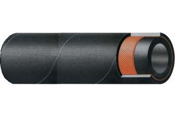 Furtun hidraulic insertie textilă 2TE
