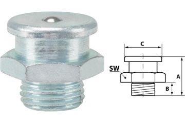Gresor buton DIN 3404