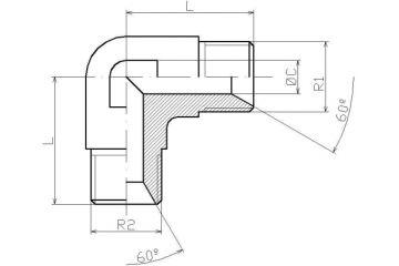 Adaptor BSP L FE